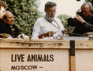 Dr. Ulysses S. Seal was at the center of the Minnesota Zoo's early conservation efforts